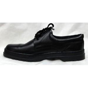 Полуботинки хром на шнурках