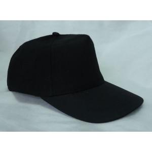 Бейсболка черного цвета