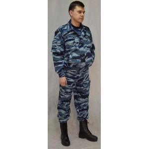 "Костюм камуфлированный ""ОМОН"" (серый камыш)"