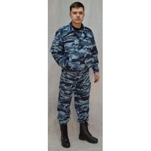 """Куртка камуфлированная """"Серый камыш"""""""