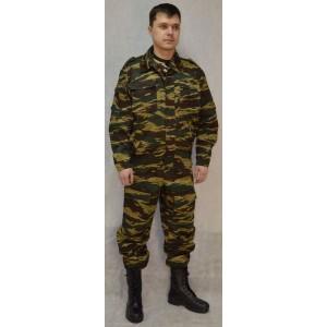 """Куртка камуфлированная """"Зеленый камыш"""""""