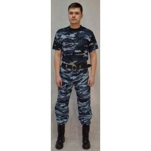 """Футболка камуфлированная """"Город"""" (Москва)"""